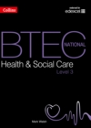 Image for BTEC National health & social careLevel 3