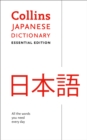 Image for Collins pocket Japanese dictionary