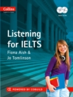 Image for Collins listening for IELTS