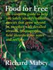 Image for Food for free