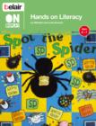Image for Hands on literacy