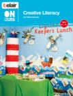 Image for Creative literacy