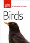 Image for Collins Gem - Birds