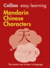Image for Collins easy learning Chinese characters