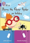 Image for Harry the clever spider on holiday