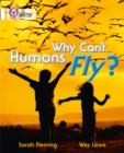 Image for Why can't humans fly?