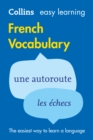 Image for Easy Learning French Vocabulary