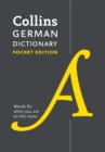 Image for Collins pocket German dictionary