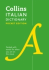 Image for Collins pocket Italian dictionary