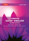 Image for Cambridge IGCSE (TM) English Teacher Guide