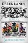 Image for Skulduggery Pleasant. : Books 4-6