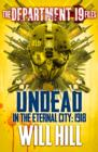 Image for The Department 19 Files: Undead in the Eternal City: 1918