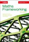 Image for Maths frameworkingTeacher pack 1.1