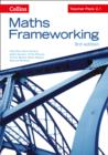 Image for Maths frameworking: Teacher pack 2.1