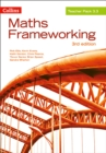 Image for Maths frameworkingTeacher pack 3.3