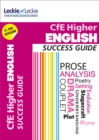 Image for Higher English success guide