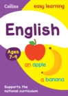 Image for Collins easy learning EnglishAge 7-9