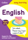 Image for Collins easy learning EnglishAge 8-10