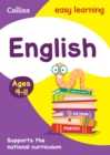Image for Collins easy learning EnglishAge 9-11