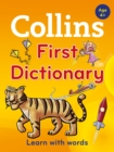 Image for Collins first dictionary
