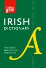 Image for Irish dictionary