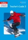 Image for Collins international primary science: Teacher's guide 3