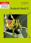 Image for Collins international primary science: Student's book 5