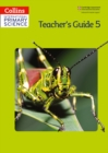 Image for Collins international primary science: Teacher's guide 5