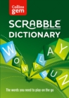 Image for Scrabble dictionary