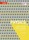 Image for AQA A-level physicsYear 1 and AS,: Student book