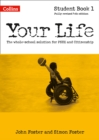 Image for Your lifeStudent book 1