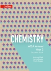 Image for ChemistryAQA A-level Year 2,: Student book