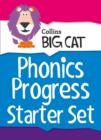 Image for Phonics Progress Starter Set : Band 01a Pink - Band 04 Blue