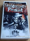 Image for SKULDUGGERY PLEASANT BOOK 1