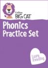 Image for Complete Phonics Starter Set : Band 01a Pink - Band 04 Blue