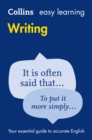 Image for Easy learning writing  : the easiest way to accurate and effective writing