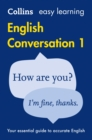 Image for Collins easy learning English conversationBook 1