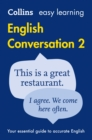 Image for Collins easy learning English conversationBook 2