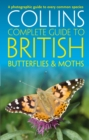 Image for Collins complete guide to British butterflies & moths