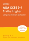 Image for AQA GCSE maths  : new 2015 curriculumHigher tier,: All-in-one revision and practice