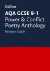 Image for AQA GCSE poetry anthology  : new 2015 curriculum: Power and conflict