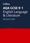 Image for GCSE English language and English literature  : new 2015 curriculum: Revision guide