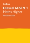 Image for Edexcel GCSE maths higher tier  : new 2015 curriculum: Revision guide