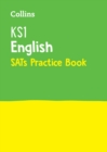 Image for KS1 English SATs Practice Workbook : For the 2021 Tests