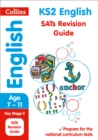 Image for KS2 English  : new 2014 curriculum: Revision guide