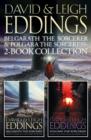 Image for Belgarath the sorcerer & Polgara the sorceress: 2-book collection