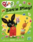 Image for Let's Play sticker activity book