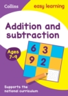 Image for Addition and subtractionAges 7-9