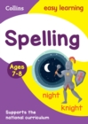 Image for SpellingAges 7-8