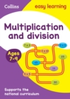 Image for Multiplication and divisionAges 7-9